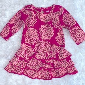 EUC Infant baby girls dress outfit size 3–6 months